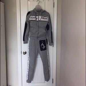 🆕 Baby phat set jacket and pants
